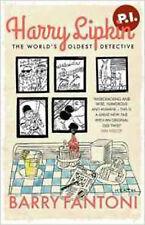 Harry Lipkin, P.I.: The World's Oldest Detective, New, Barry Fantoni Book