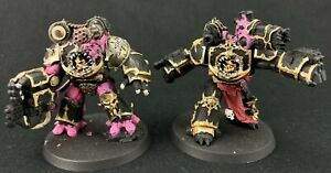 Obliterators x2 - Shadowspear - Chaos Space Marines - Warhammer 40k