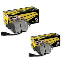 HAWK PERFORMANCE CERAMIC PADS FRONT & REAR FORD MUSTANG HB484Z.670/HB485Z.656