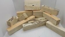 HO-Scale 12 Pieces Lumber Freight Car Loads/1:160 Detail Parts