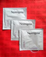 Neutrogena Deep Whitening facial Mask 3 sheets masks essence skin care ladies