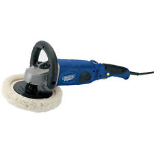 Draper Expert® 180mm Stepped Speed Angle Polisher (1500W) 230 Volt