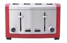 Sunbeam TA9405R Cafe Series® 4 Slice Toaster - Red - RRP $199.00