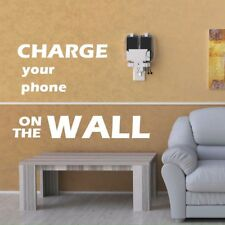 SwitCharger multi-device wall mounted charging station organizer center - $4 off