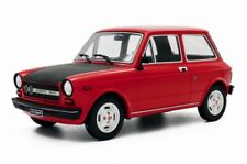 Autobianchi A112 Abarth 70 HP Red 1:43 LAUDO RACING LM091