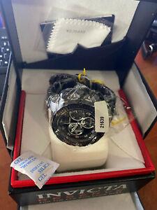 New w/ Defects - Invicta Reserve 52mm Subaqua Sea Dragon Chronograph Watch 21639
