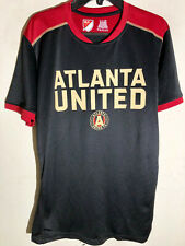 Adidas MLS Atlanta United FC Team Fan Jersey Black sz 2XL