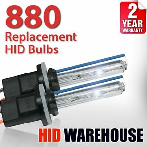 HID-Warehouse 880 HID Xenon Replacement Bulbs - 4300K 5000K 6000K 8000K 10000K