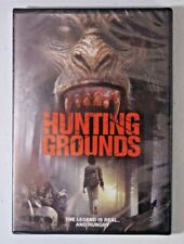 HUNTING GROUNDS DVD Bigfoot Sasquatch Horror - OOP RARE - NEW SEALED