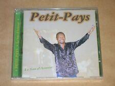 RARE CD / PETIT PAYS / LE SON D'AMOUR / NEUF SOUS CELLO