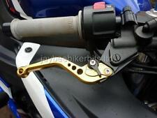 Kawasaki Zx6r Zx636r Zx6rr 00 04 corto Freno Embrague Palancas Set Pista De Carreras r12c1