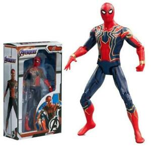 Marvel Avengers Endgame 7″ Iron Spider Action Figure Movie Spider-Man (13)