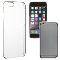 Ultra Thin Clear Hard Cover For iPhone 6, iPhone 6S Perfect Fit Slim Case Pro-Te