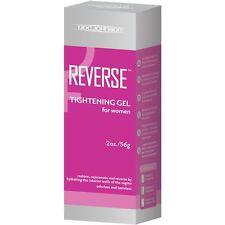 Doc Johnson Reverse Female Women Vaginal Tightener Shrink Cream Tightening Gel
