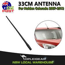 33cm Off Road Black Flexible Radio Aerial Antenna For Holden Colorado 2007-2012