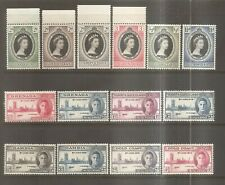 British Commonwealth - Older Mint Stamps From Various Countries.