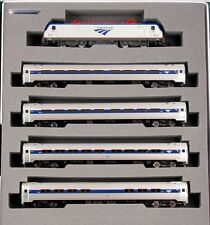 N Gauge - Kato Set ACS-64 Set Lok + 3 Cars 106-8001 NEU