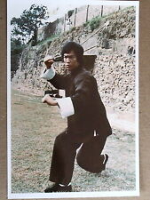 PHOTO BRUCE LEE COLLECTION N°  22 - OPERATION DRAGON