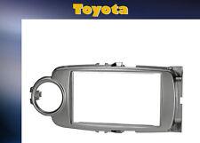 = Radioblende für Toyota Yaris ab 2011 Doppel-DIN Autoradio 24562