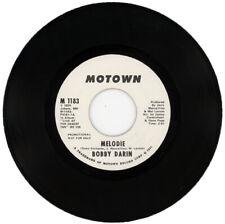 "BOBBY DARIN  ""MELODIE""     DEMO  NORTHERN SOUL / MOTOWN"