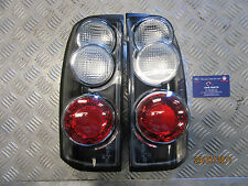 HOLDEN COMMODORE VT VX VU VY VZ UTE WAGON TAIL LIGHTS BLACK ALTEZZA TAIL LAMPS