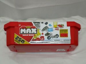 ZURU Max Build More Building Bricks Accessories and Wheels