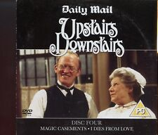 Upstairs Downstairs - Disc 4 / Daily Mail  Promo DVD  1st Class Post