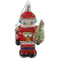 Gisela Graham Santa Christmas Tree Ornaments