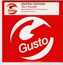 (FG579) Uniting Nations, Do It Yourself - 2007 DJ CD