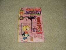 RICHIE RICH JACKPOTS #16 Harvey Comics Book 1975  NM- SHIPS FREE