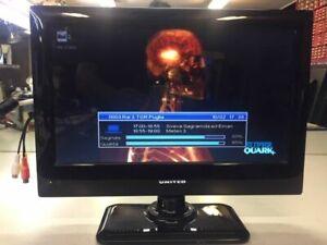 TV UNITED CON DVBT, LED16X12. NO TELECOMANDO.