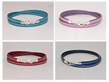 Beauty Modeschmuck-Armbänder aus Leder