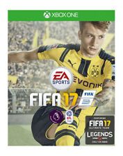 FIFA 17 Feat. Ultimate Team Legends Xbox One Brand New & Sealed