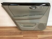 2006-2011 Cadillac DTS OEM LEFT REAR INTERIOR DOOR PANEL *COMPLETE*