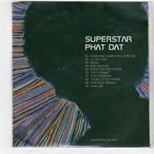 (FS912) Superstar, Phat Dat - DJ CD