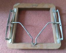Vintage Dunlop Tennis Racket Press Wooden, circa 50s / 60s