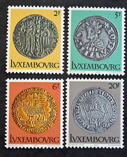 Timbre LUXEMBOURG Stamp - Yvert et Tellier n°953 à 956 n** (Cyn19)