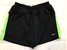 New Men's Nike Flex Running Shorts Black Medium M