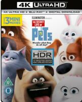 The Segreto Life Of Pets 4K Ultra HD Nuovo 4K UHD (8310134)