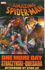 Amazing Spider-Man: One More Day by Quesada & Straczynski HC 2008 Marvel OOP