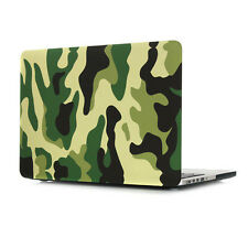 "Camo Woodland Camouflag Hard Cover Case For 13"" Retina Macbook Pro A1425/A1502"