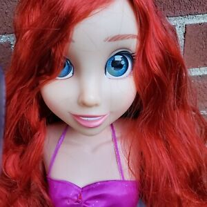 """Disney Princess Ariel Doll My Size 32"""" Tall Playdate Ariel Doll Jakks pacific."""