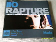 IIO - RAPTURE - HOUSE CD SINGLE