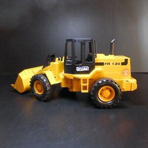 Bulldozer FR130 véhicule miniature chantier jouet BRUDER vintage Allemagne N6786