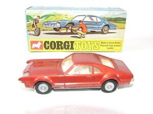Corgi Toys Oldsmobile Toronado Golden Jacks Boxed #276