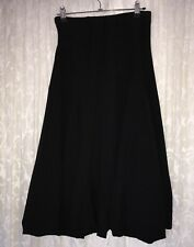 QUEEN BY CHRISTINE BOYLE SIZE 8 WOOL BLEND MIDI BUBBLE SKIRT