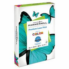 Hammermill Laser Print Office Paper 98 Brightness 24lb 11 x 17 White 500 Sheets