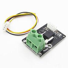 ACS758LCB Panel Mount +/-100Amp AC/DC Current Sensor Module Board