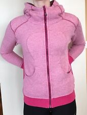 Lululemon Size 4 Pink Hoodie On the Daily Hoodie Scuba Terry Jacket