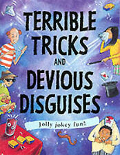 Terrible Tricks and Devious Disguises (Gruesome), Susan Martineau